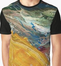 Radium - Modern Abstract painting Graphic T-Shirt