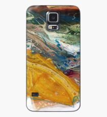 Radium - Modern Abstract painting Case/Skin for Samsung Galaxy