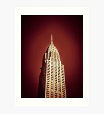 Royal NYC Art Print