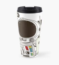 Houston... We have a Coffee!  Travel Mug