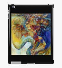 rainbow harpy iPad Case/Skin