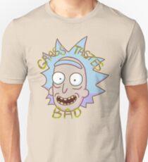 Grass Tastes Bad Unisex T-Shirt