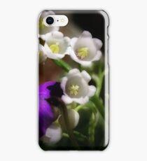 White Bells iPhone Case/Skin