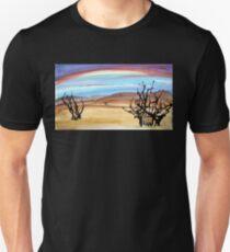 abstract desert  T-Shirt