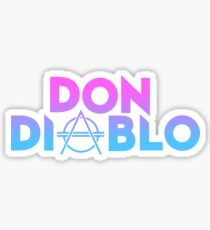 Don Diablo Sticker