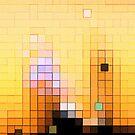 City sunset by goanna