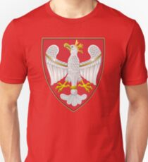 Coat of Arms of the Kingdom of Poland Unisex T-Shirt