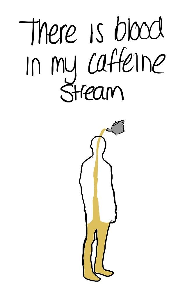 CAFFEINE  by CloudedConcept
