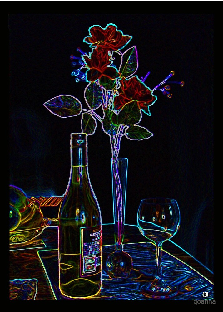 The Night is for romance by goanna