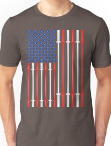 American Muscle Unisex T-Shirt