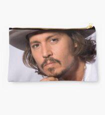 Cool Johnny Depp 2 Studio Pouch