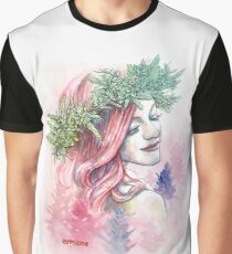 Pot Crown no.3 Graphic T-Shirt