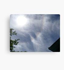 sun signs Canvas Print