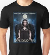 Night of 1000 Stevies 26: Dark Daughters T Shirts Benefit Animals Slim Fit T-Shirt