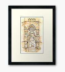 Oran Mor, Glasgow Framed Print