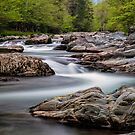 Greenbriar Flowing Water by KellyHeaton