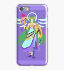 Palutena (Concept Art) - Super Smash Bros. iPhone Case/Skin