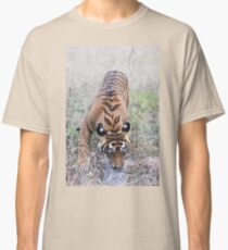 Young Bengal Tiger Classic T-Shirt
