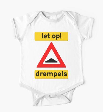 Let op! Drempels! Kids Clothes
