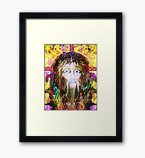 SON OF MAN 1 Framed Print