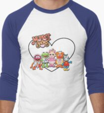 Muppet Babies! Men's Baseball ¾ T-Shirt