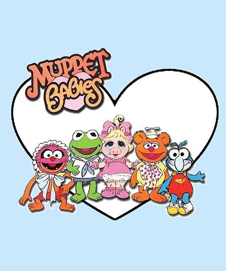 Muppet Babies! by MoGlow16