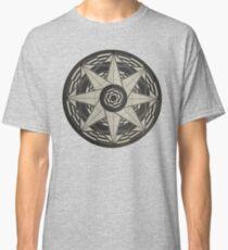Grayscale Test Pattern Classic T-Shirt