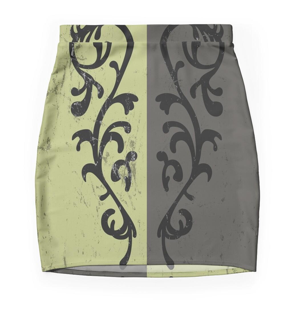 Щит юбки