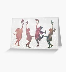 """Graduation Celebration"" Greeting Card Greeting Card"