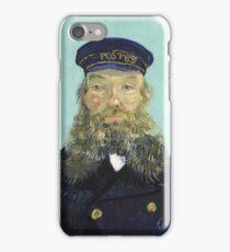 Vincent Van Gogh - Portrait Of Postman Roulin -Portrait -Van Gogh iPhone Case/Skin