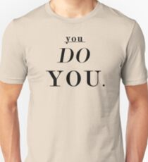 You Do You: Black & Pink T-Shirt