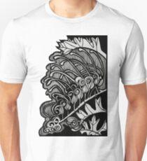Flower - Fuchsia Grevillea (Grevillea Bipinnatifida)- Kerry Beazley Unisex T-Shirt