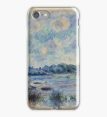Renoir Auguste - Landscape At Beaulieu iPhone Case/Skin