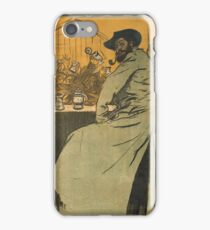 Ramon Casas -  Gates  iPhone Case/Skin