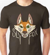 Sly Fox - Light Text T-Shirt