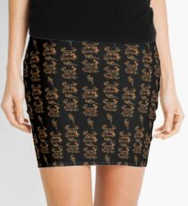 Rock or Bust 4 Mini Skirt