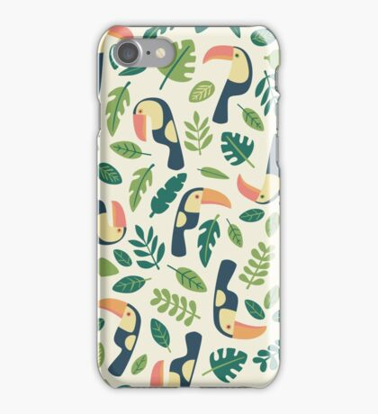 Toucans iPhone Case/Skin