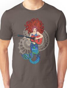 Musical Mermaid Unisex T-Shirt