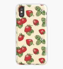 Summer in the jar iPhone Case