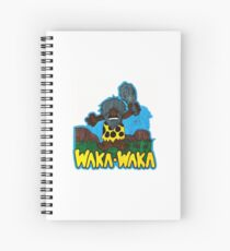 Waka Waka Spiral Notebook