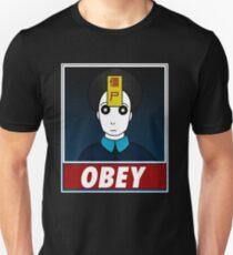 Jiangshi-Obey Unisex T-Shirt