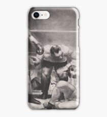 George Wesley Bellows - White Hope  iPhone Case/Skin