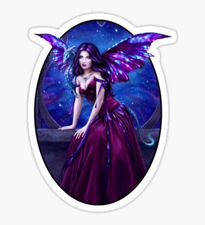 Andromeda Dragon Sticker