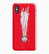 The Fast And The Furious Toretto Mazda RX7 car decal iPhone Case