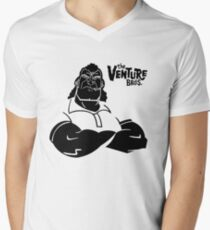 Brock Samson the venture bros Mens V-Neck T-Shirt