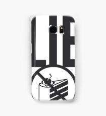 Portal - Cake is a Lie Samsung Galaxy Case/Skin
