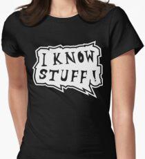 I know stuff T-Shirt