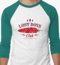 Lost Boys Club // Peter Pan Men's Baseball ¾ T-Shirt