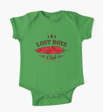 Lost Boys Club // Peter Pan One Piece - Short Sleeve