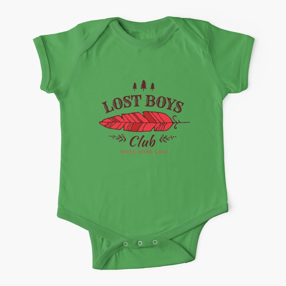 Lost Boys Club // Peter Pan Baby One-Piece